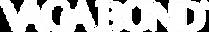 Logo Vagabond Palabra Blanco ligero