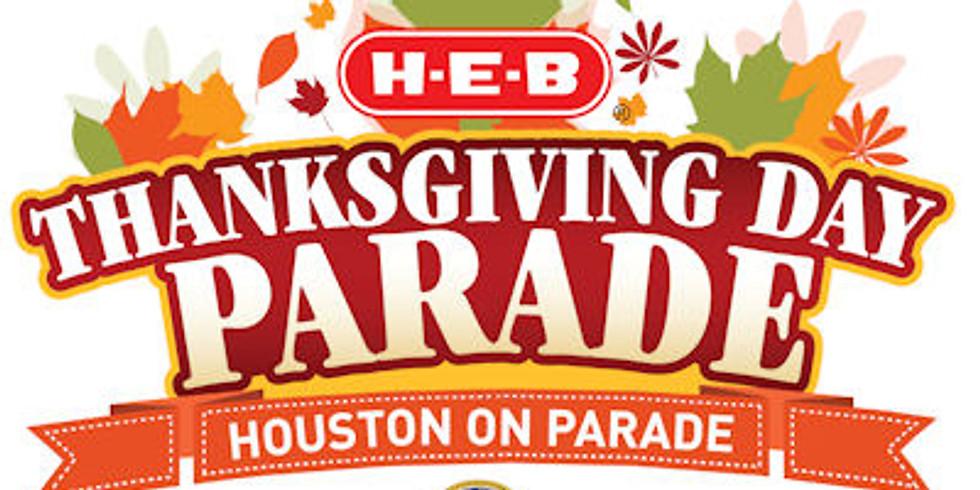 HEB Thanksgiving Parade