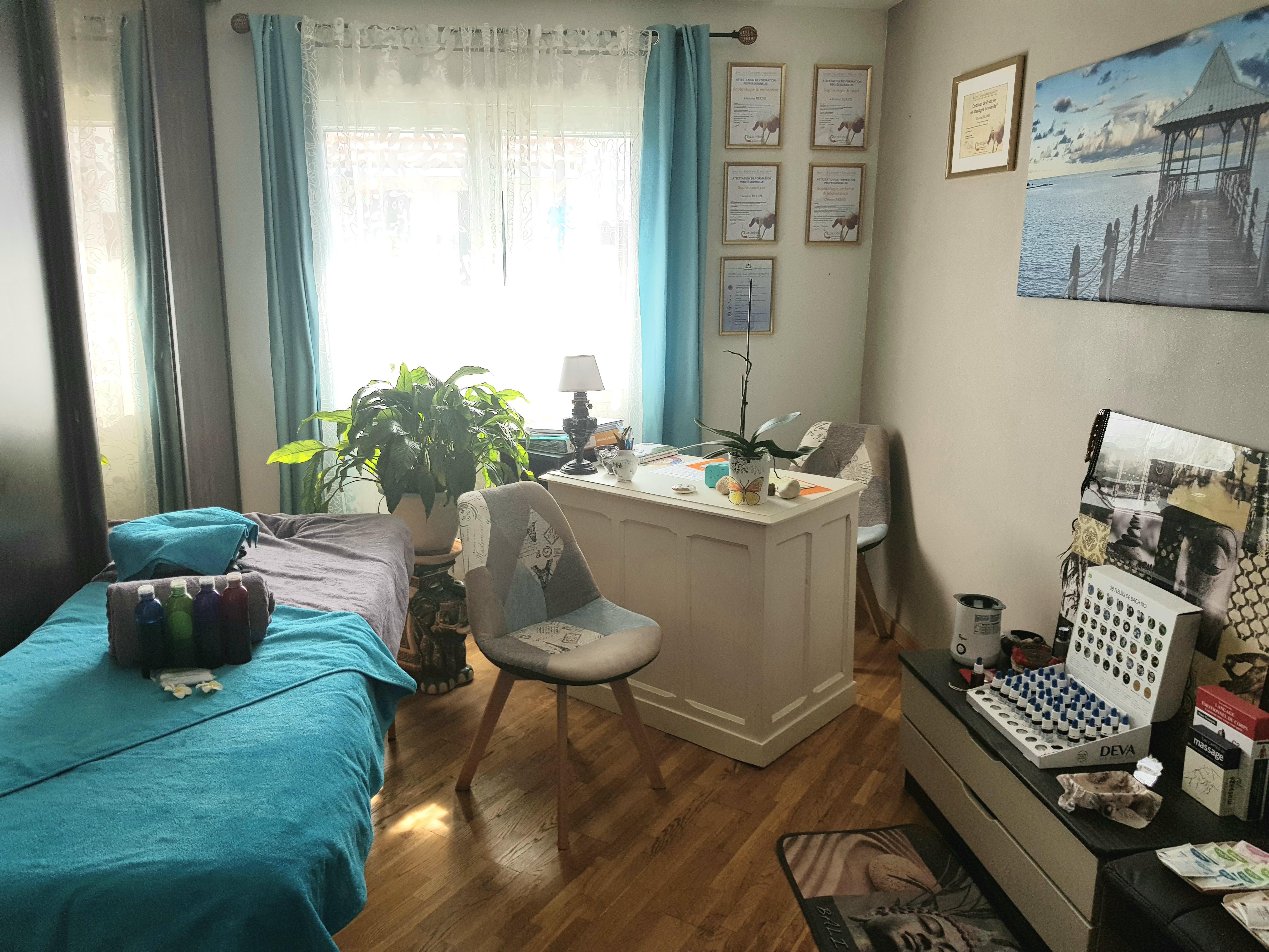 Cabinet Sophrologie Massages Bien-être Réflexologie