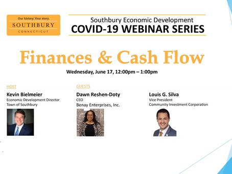 Finances and Cash Flow Webinar 6/17/20