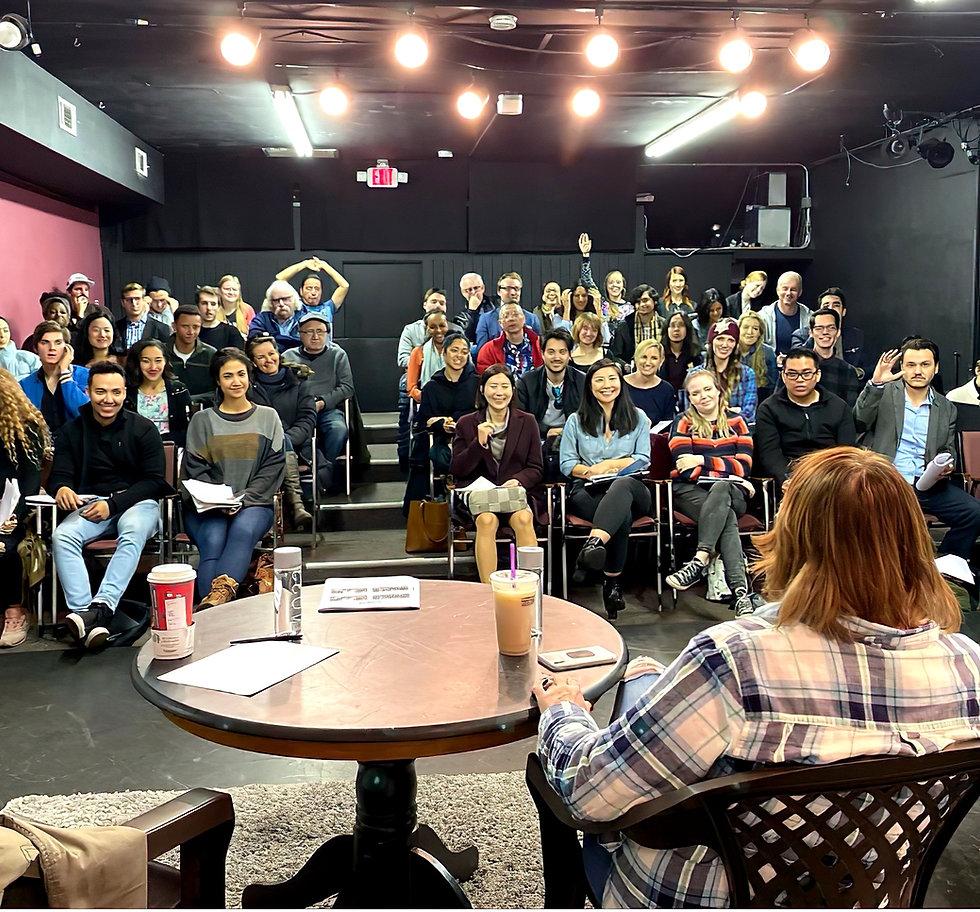 Workshop with Casting Director Danielle Eskinazi