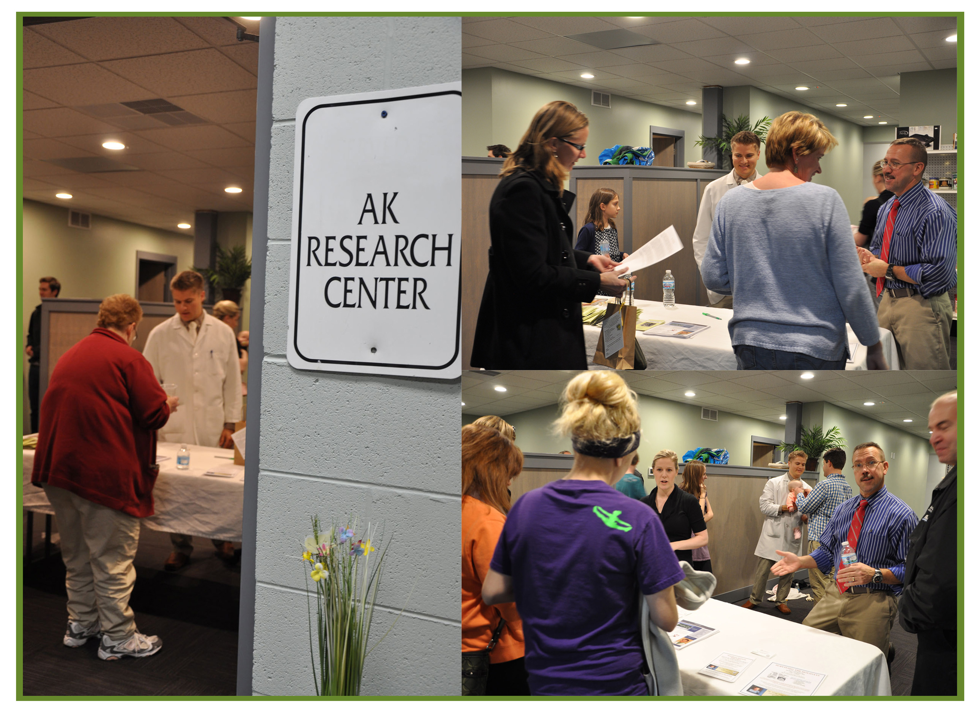 AK Research Center