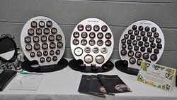 Glo Makeup Display