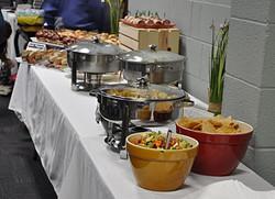 Fabulous food to enjoy