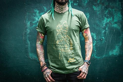 Mint Parker Green T-Shirt