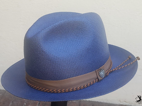 BLUE KNIFE HAT