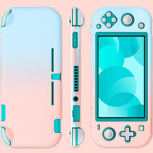 Gradient Candy Color Case for Nintendo Switch Lite