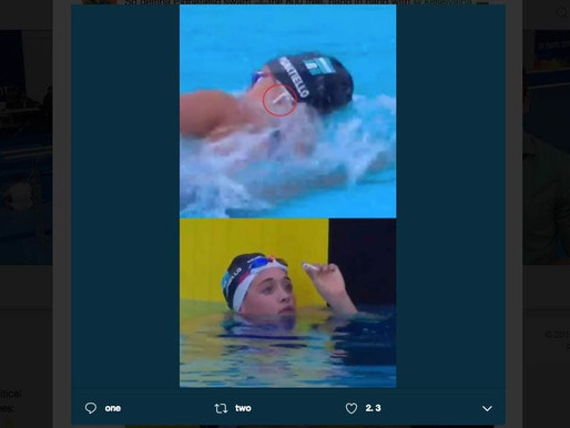 Airpods Underwater? Swimmer Breaks a Record with AirPods in Her Ears
