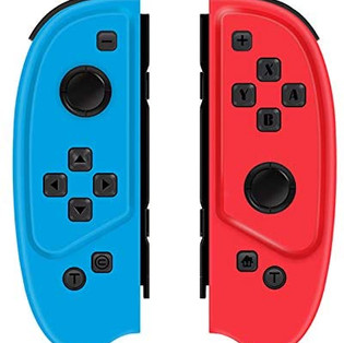 Joy-Con Game Controllers for Nintendo Switch