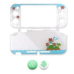 Animal Crossing Case & Thumb Grip Caps Setfor Nintendo Switch Lite