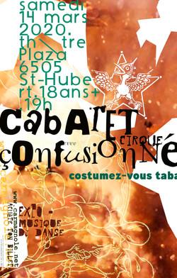 Cabaret Carmagnole 2020