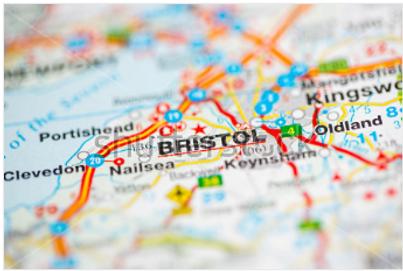 Bristol and surrounding