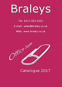 Braley office supplies catalogue