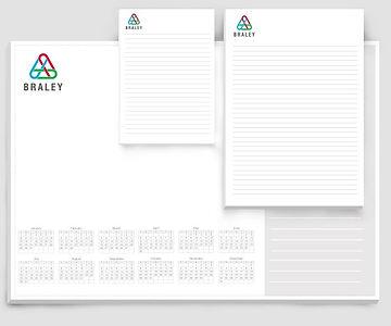 deskpads printing