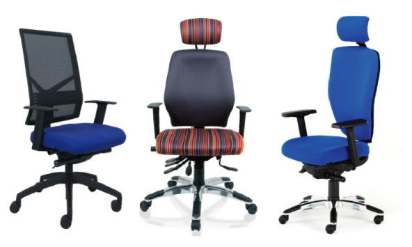 Ergonomic chairs