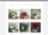 King Florist Homepage