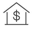 House with Dollar Sign Icon.png