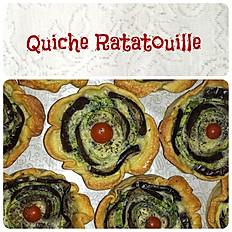 Quiche Ratatouille