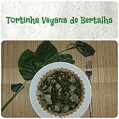 VEGANO: Tortinha de Bertalha (Espinafre da Índia)