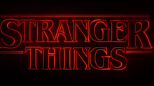 """Design and Titles: """"STRANGER THINGS"""""""
