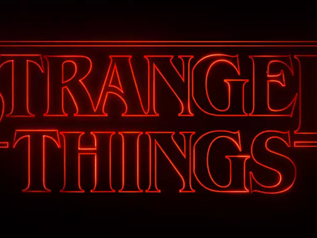 "Design and Titles: ""STRANGER THINGS"""