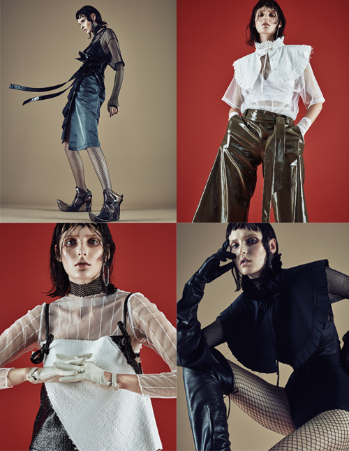 BMUET(TE) WOMENS WEAR EDITORIAL