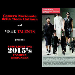 200 EMERGING DESIGNER BY VOGUE ITALY