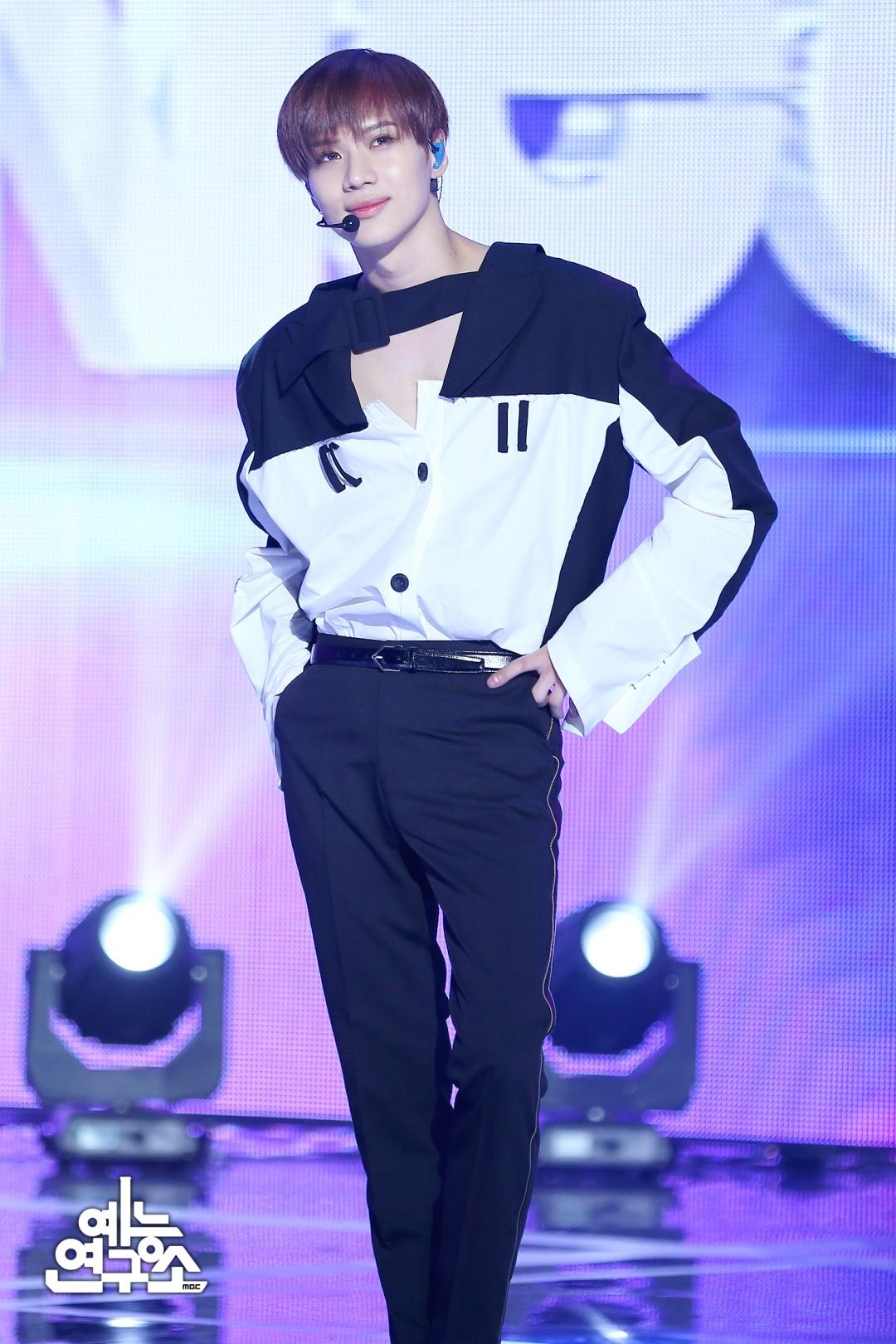 쇼음악중심-샤이니 태민(2018.05)