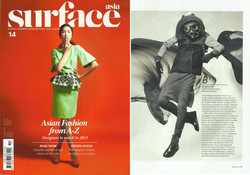 SURFACE ASIA MAGAZINE