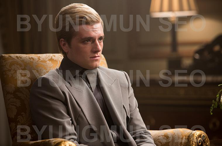 JOSH HUTCHERSON-Hunger Games
