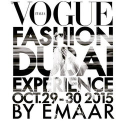 is going to Vogue Fashion Dubai Experience for Who is on next Dubai_ as a #byungmunseo #finalist #vo