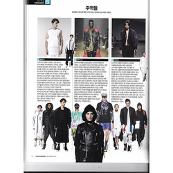 FEATURED IN ARENA HOMME KOREA
