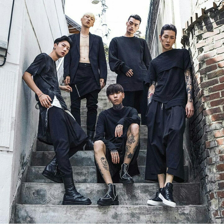 Boys all in Byungmun Seo