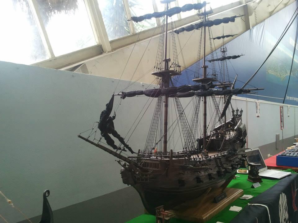 Le Black Pearl