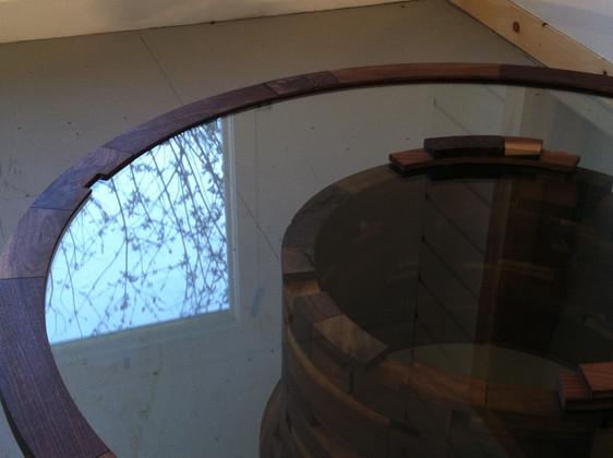 Detail, Fractured Circle