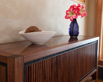 Lozenge Sideboard, Emerson Resort and Spa / Reid Dalland Photography