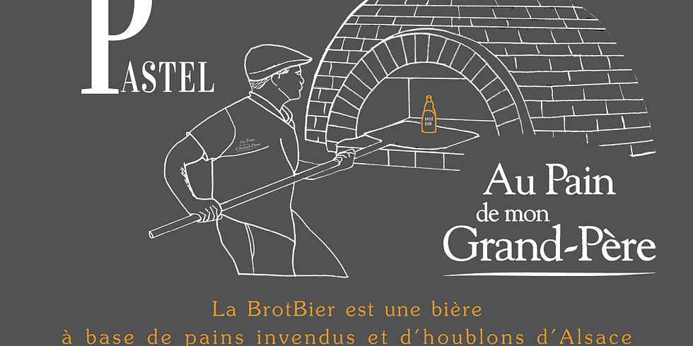 Inauguration BrotBier au bar à Popol