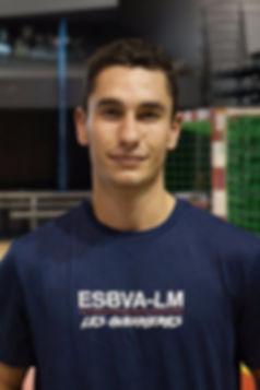 Tristan POPPÉ Préparateur physique CDF ESBVA-LM