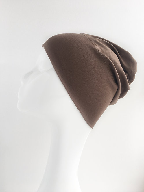 Bonnet MARRON