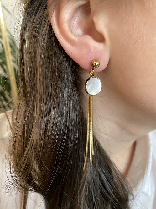 Boucles d'oreilles Lina