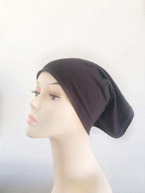 GRIS FONCÉ Bonnet