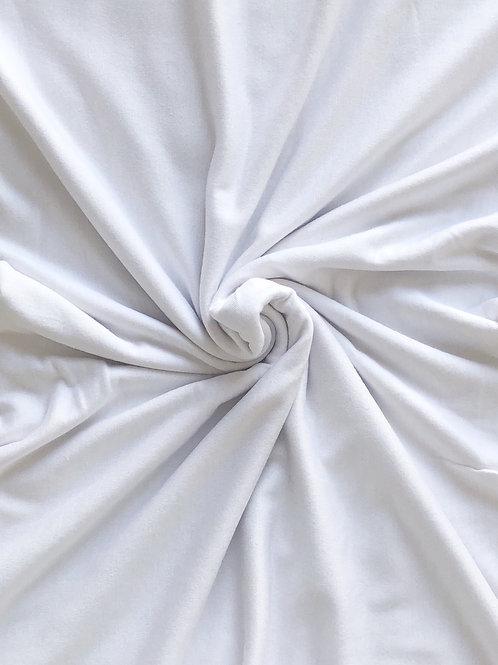 BLANC Hijab jersey