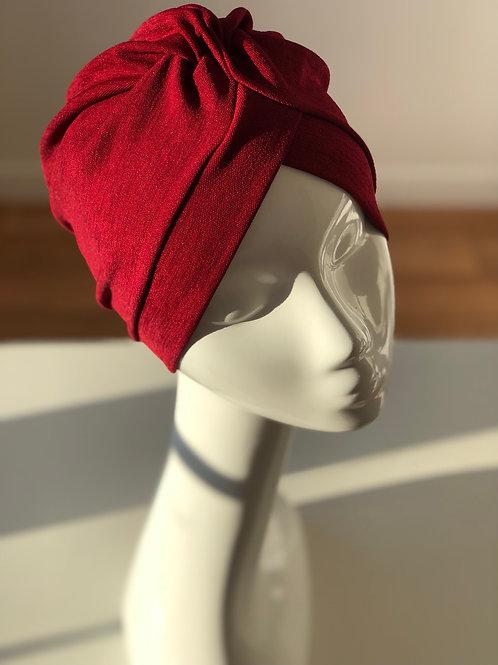 Bonnet croisé BORDEAUX