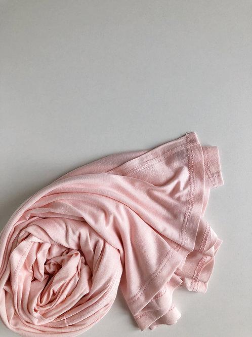 Hijab jersey ROSE POUDRE