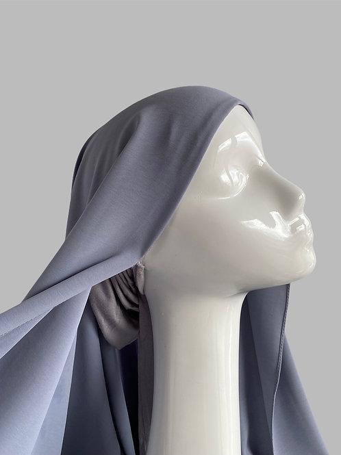 Hijab à enfiler charron