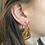 Thumbnail: Boucles d'oreilles Clémence