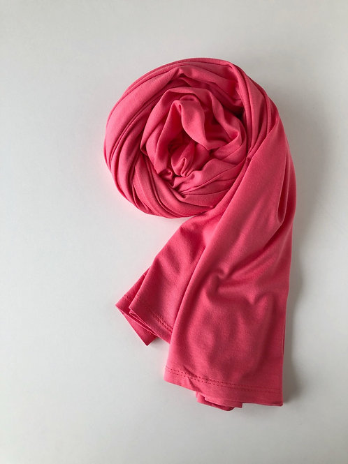 Hijab jersey premium INCARNAT