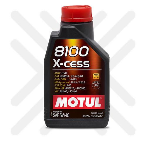 Motul 8100 X-cess 5W40