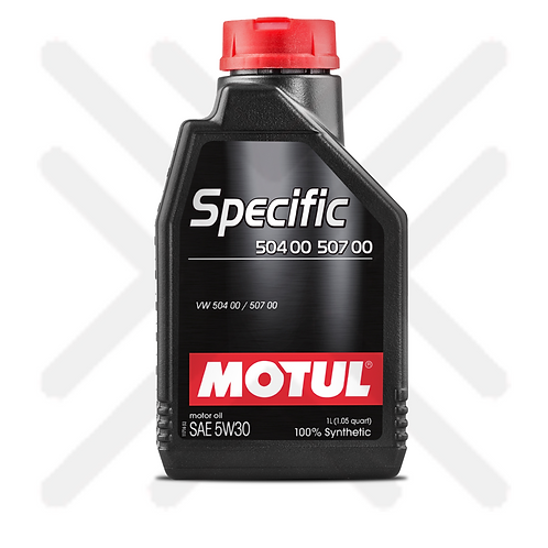 Motul VW Specific 504 00, 507 00 5W-30