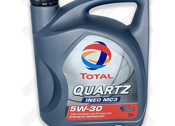 Total Quartz Ineo MC3 5W-30 5L